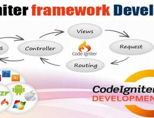 Web Development with OPPs & Codeigniter